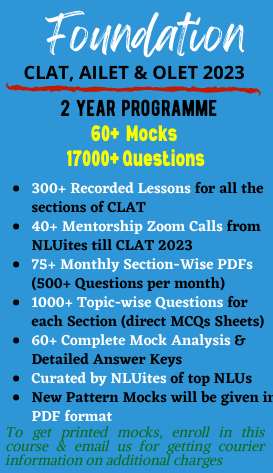 3. FOUNDATION COURSE FOR 2023
